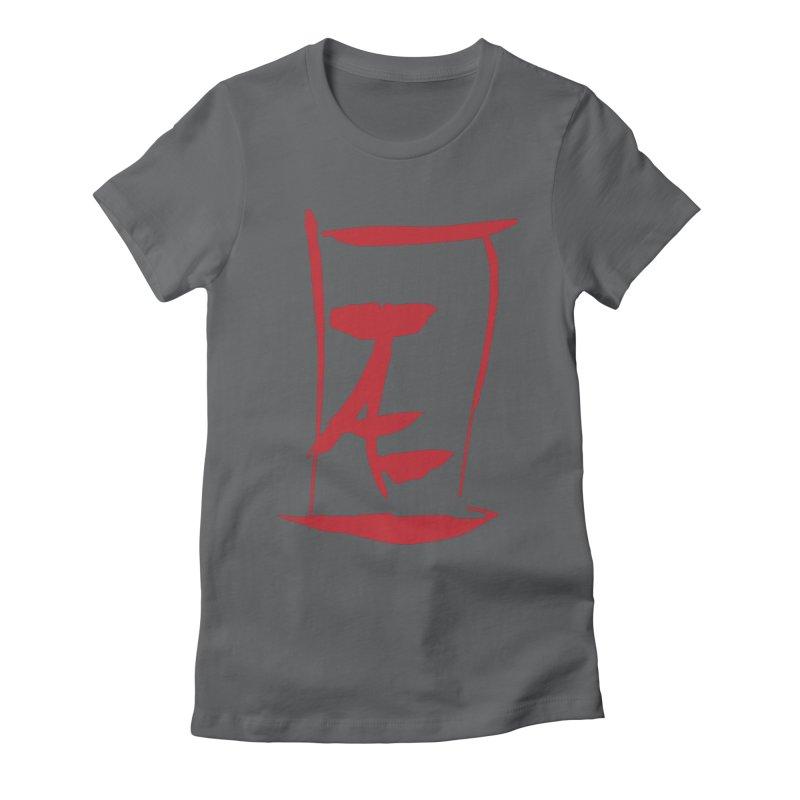 Kanji Logo Women's T-Shirt by Jae Pereira's Shop