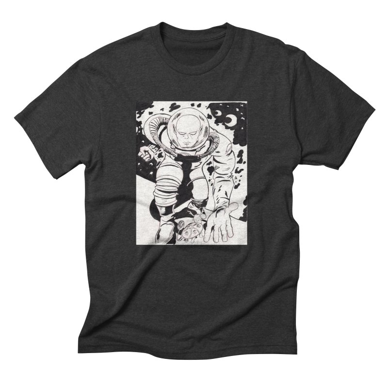 Kirby Found Men's Triblend T-Shirt by Jae Pereira's Shop
