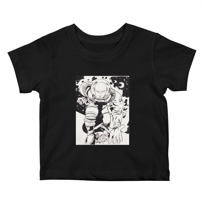 Kirby Found Kids Baby T-Shirt by Jae Pereira's Shop