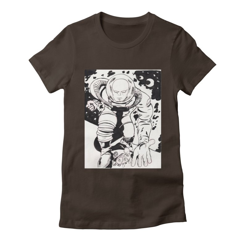 Kirby Found Women's T-Shirt by Jae Pereira's Shop
