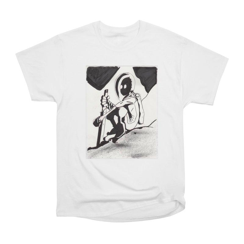 Mysterious Swordsman Women's T-Shirt by Jae Pereira's Shop