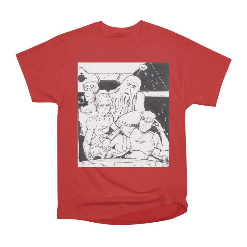 United Paladins of the Galaxy Men's Heavyweight T-Shirt by Jae Pereira's Shop