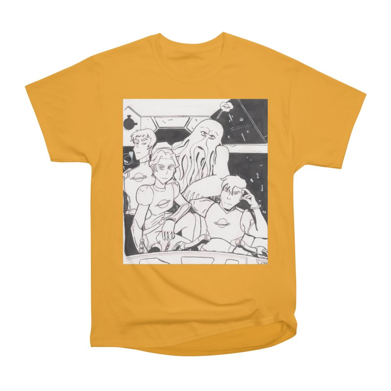 United Paladins of the Galaxy Women's Heavyweight Unisex T-Shirt by Jae Pereira's Shop