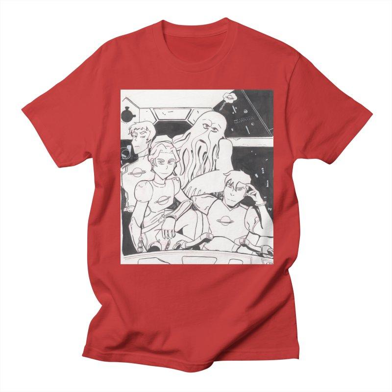 United Paladins of the Galaxy Men's T-Shirt by Jae Pereira's Shop