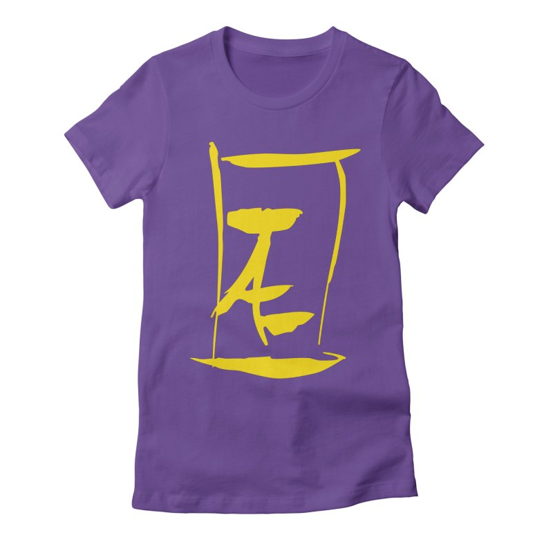 Jae Kanji Logo (G) Women's T-Shirt by Jae Pereira's Shop
