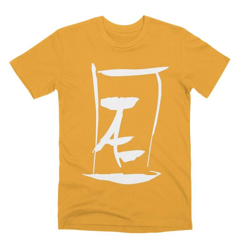 Jae Kanji Logo (W) Men's T-Shirt by Jae Pereira's Shop