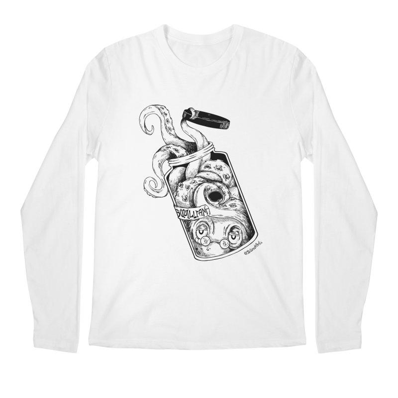 Sir Squilliam Men's Longsleeve T-Shirt by jailbreakarts's Artist Shop