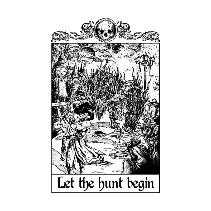 Let The Hunt Begin by jailbreakarts's Artist Shop