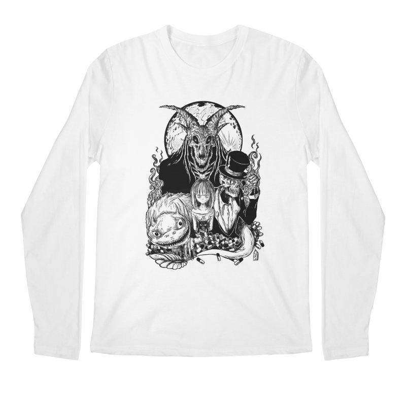 Midnight Dreams Men's Longsleeve T-Shirt by jailbreakarts's Artist Shop