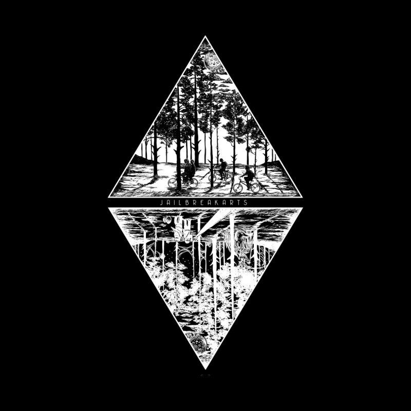 The Upside-Down (Black Shirt) by JailbreakArts's Artist Shop