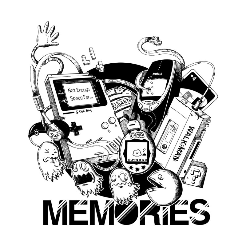 Memories Men's Classic T-Shirt by JailbreakArts's Artist Shop