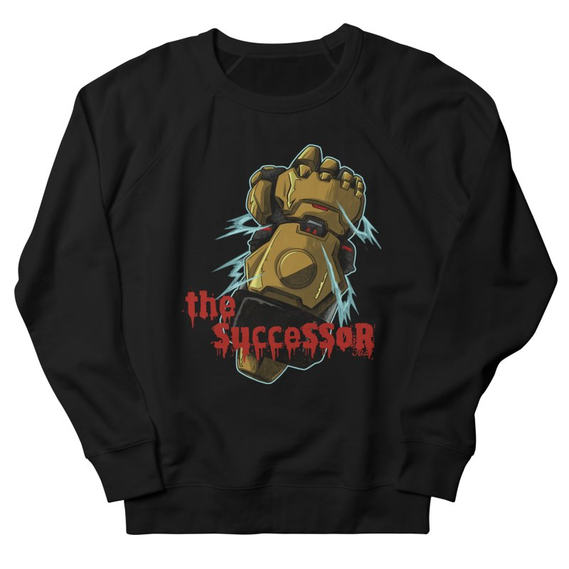 The Successor Men's Sweatshirt by JailbreakArts's Artist Shop