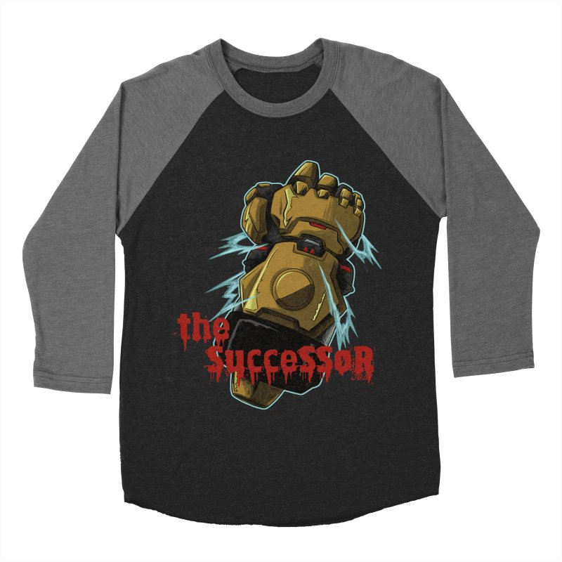 The Successor Women's Baseball Triblend T-Shirt by JailbreakArts's Artist Shop