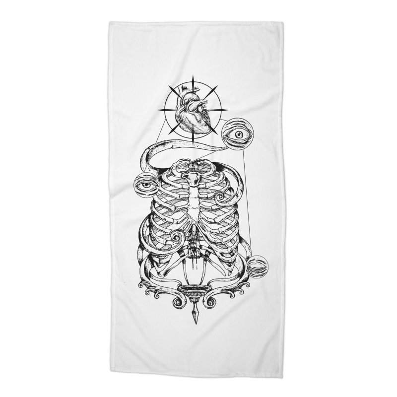 Lost Freedom Accessories Beach Towel by JailbreakArts's Artist Shop