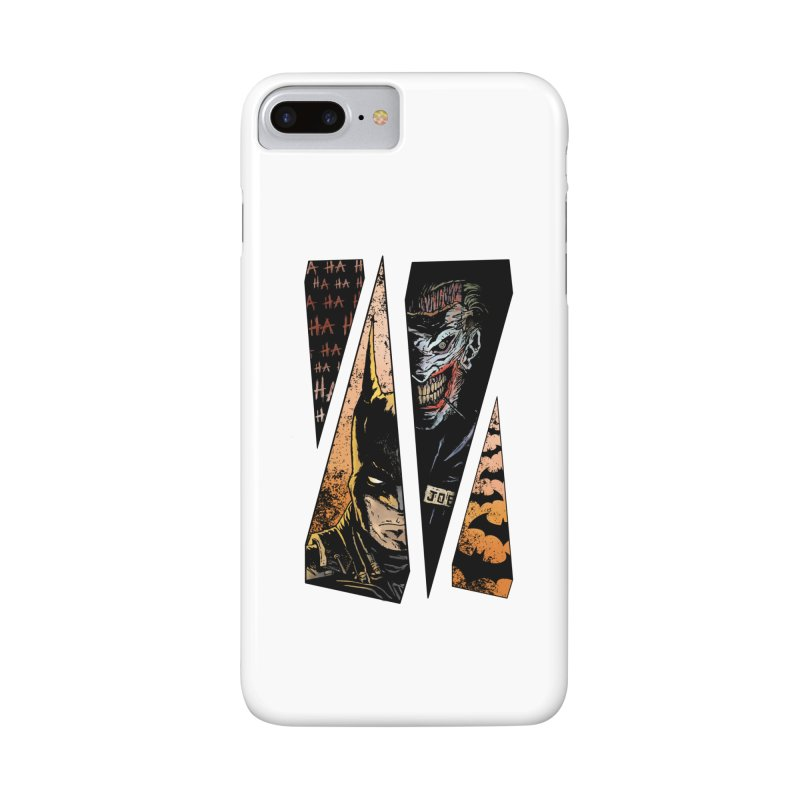 Order And Chaos Colored Version Accessories Phone Case by JailbreakArts's Artist Shop