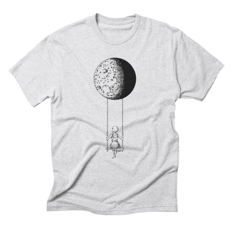 Dreaming Home 2 Men's Triblend T-Shirt by JailbreakArts's Artist Shop