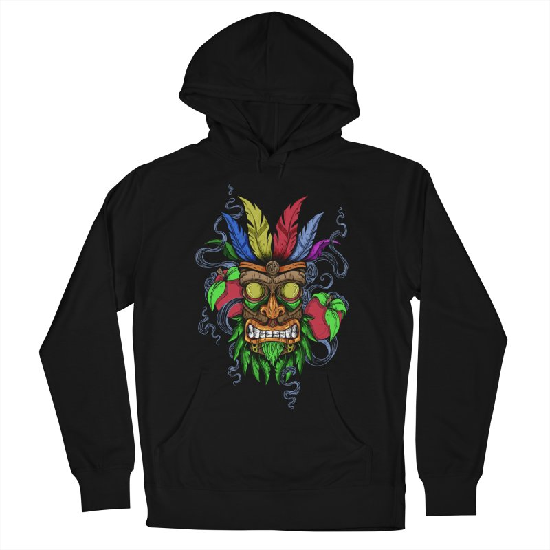 Give Me Another Chance - Aku Aku's Mask Women's Pullover Hoody by jailbreakarts's Artist Shop