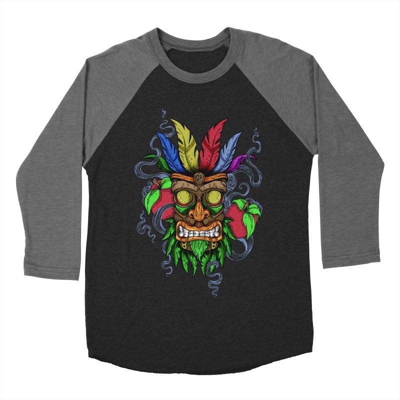 Give Me Another Chance - Aku Aku's Mask Men's Baseball Triblend T-Shirt by JailbreakArts's Artist Shop