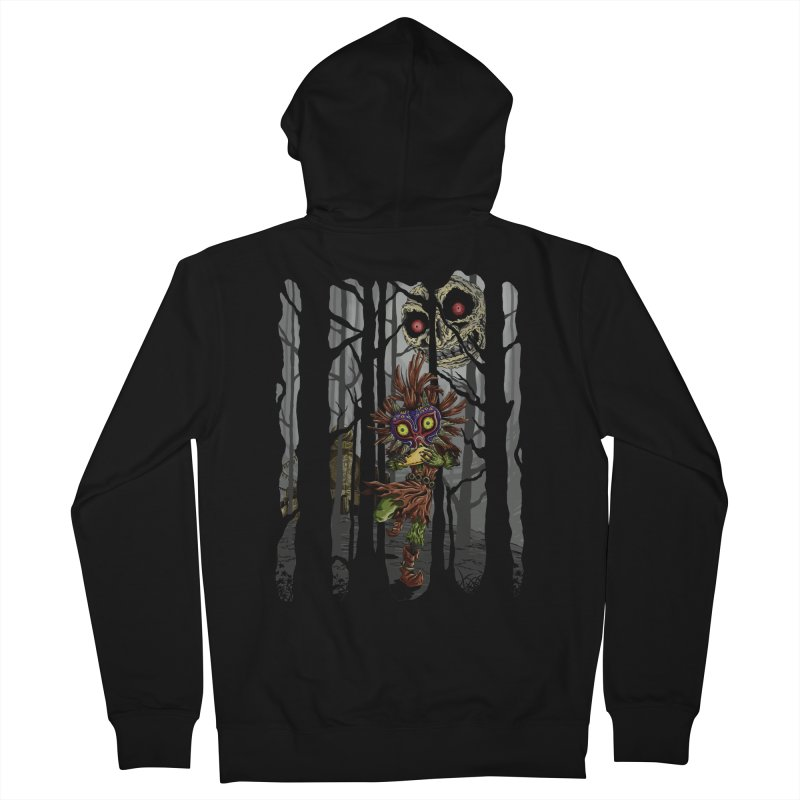 A Terrible Fate Men's Zip-Up Hoody by JailbreakArts's Artist Shop