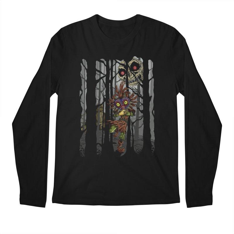A Terrible Fate Men's Longsleeve T-Shirt by jailbreakarts's Artist Shop