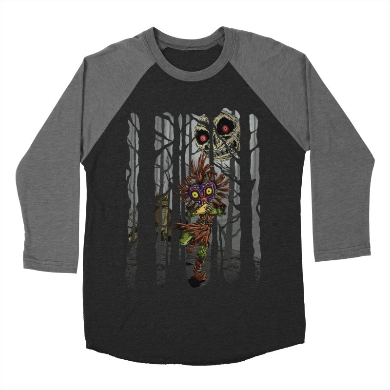 A Terrible Fate Women's Baseball Triblend T-Shirt by JailbreakArts's Artist Shop
