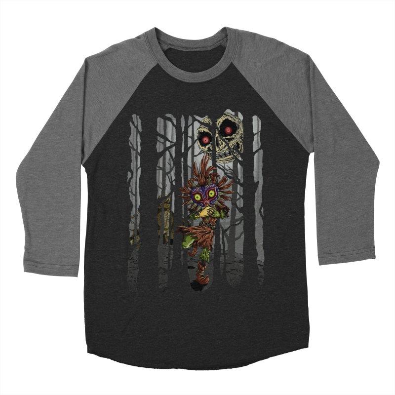 A Terrible Fate Men's Baseball Triblend T-Shirt by JailbreakArts's Artist Shop