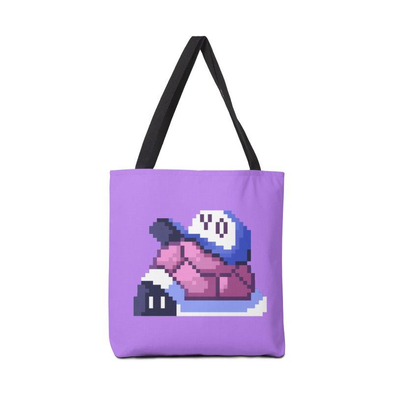 Hip Turtle Accessories Bag by Art of Jaime Ugarte