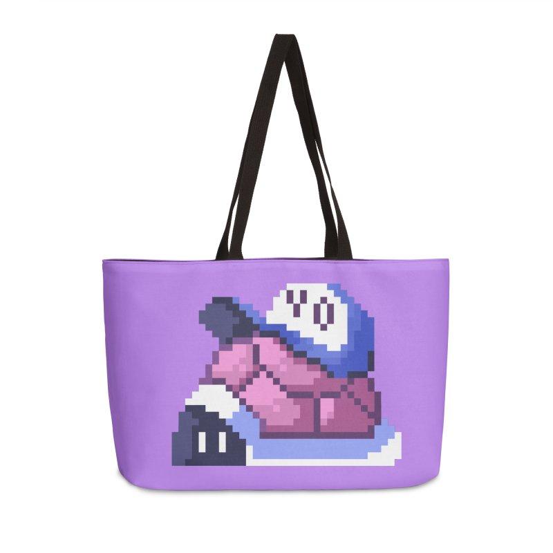 Hip Turtle Accessories Weekender Bag Bag by Art of Jaime Ugarte