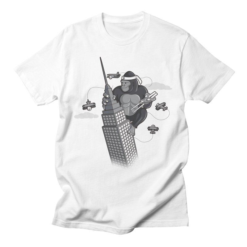 Karate Kong Men's T-Shirt by jair aguilar's Shop
