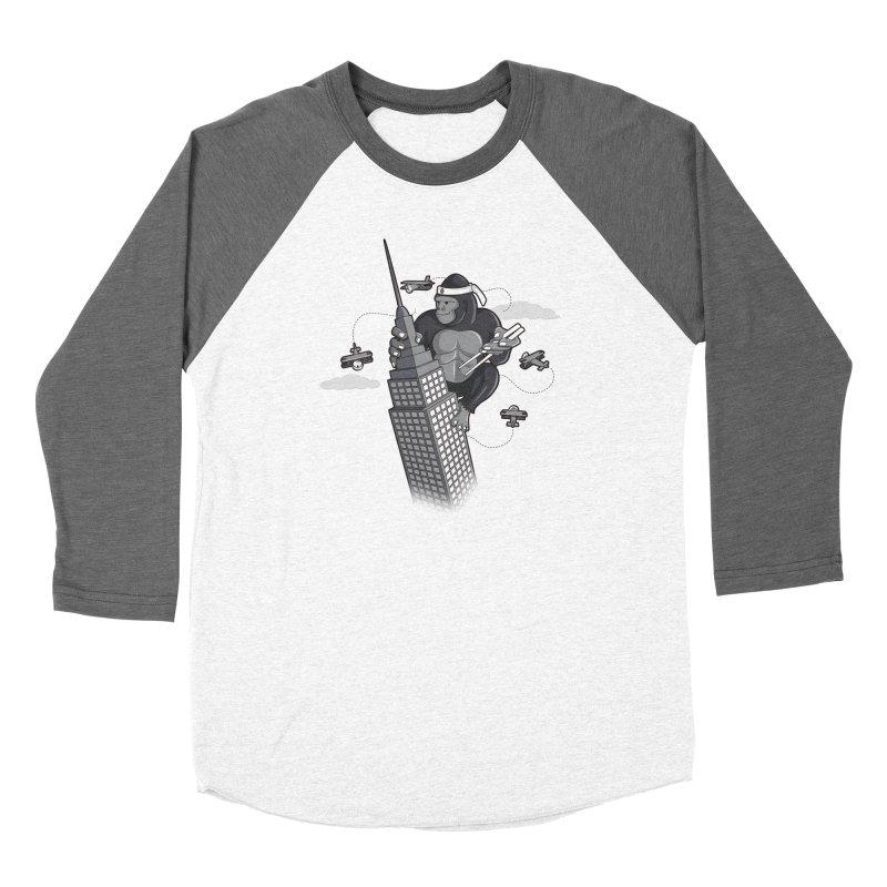 Karate Kong Women's Longsleeve T-Shirt by jair aguilar's Shop