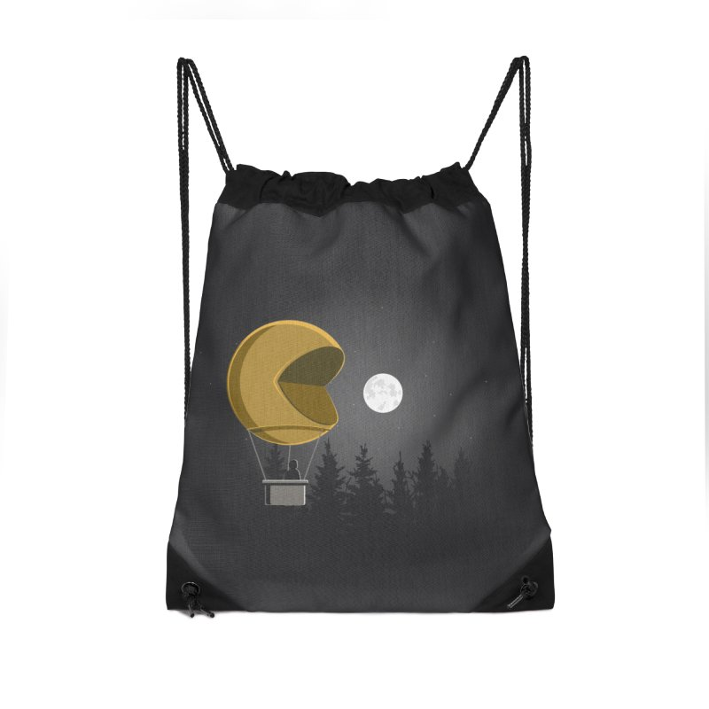 Pacmoon Accessories Bag by jair aguilar's Shop