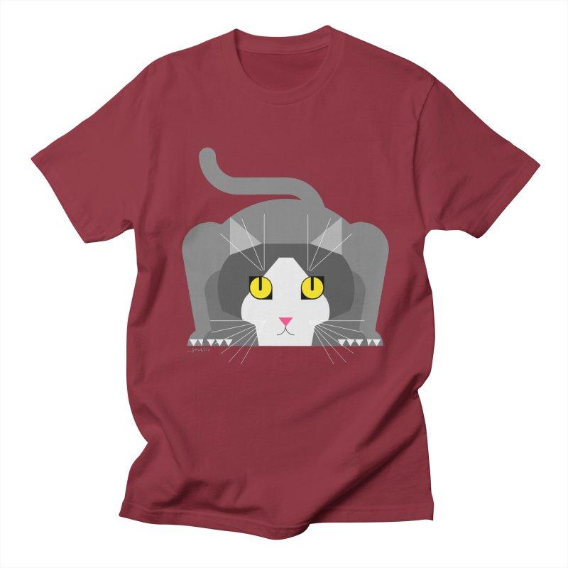 Lizzy Men's T-Shirt by jairo fula
