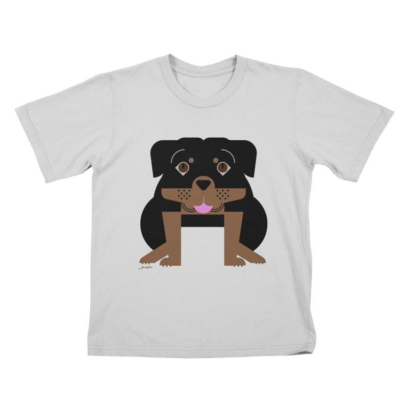 Waira Kids T-Shirt by jairo fula