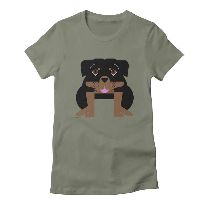 Waira Women's T-Shirt by jairo fula