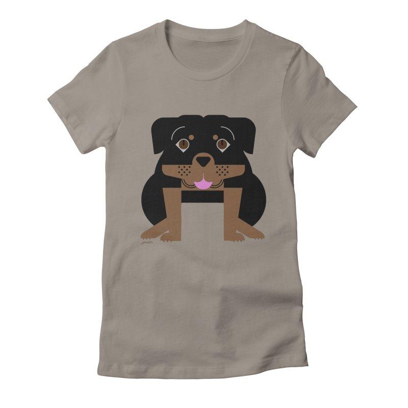 Waira Women's Fitted T-Shirt by jairo fula