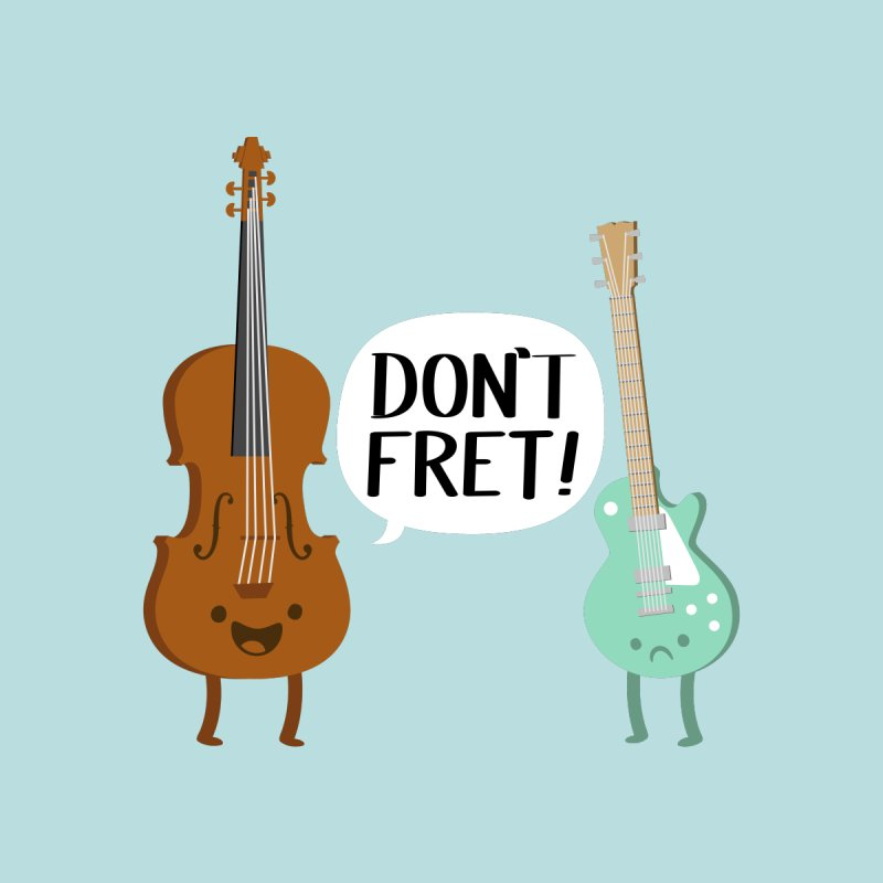 Don't Fret by Jake Friedman