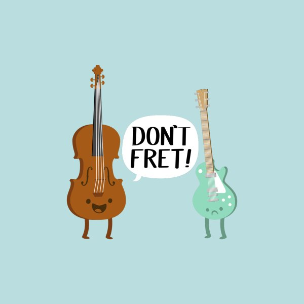image for Don't Fret