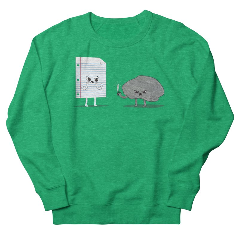 Rock's Revenge Women's Sweatshirt by Jake Friedman