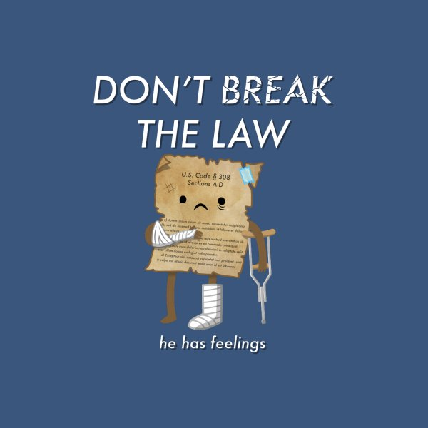 image for Breaking The Law