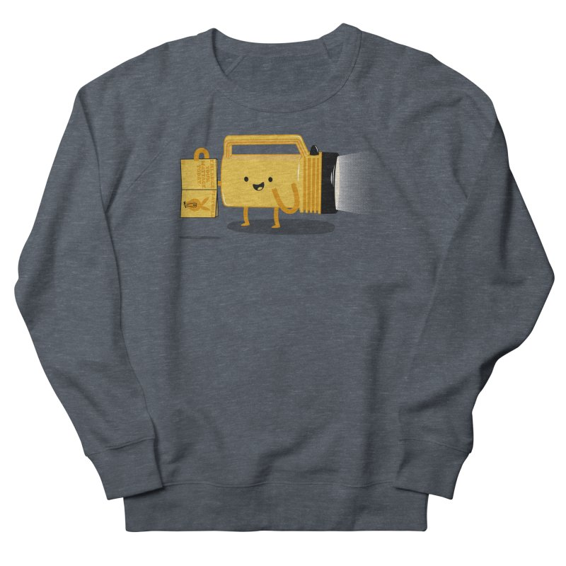 Turned On Women's Sweatshirt by Jake Friedman