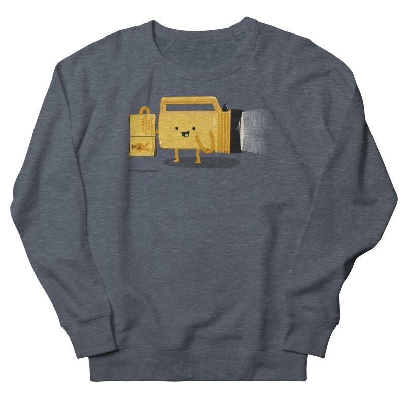 Turned On Men's Sweatshirt by Jake Friedman