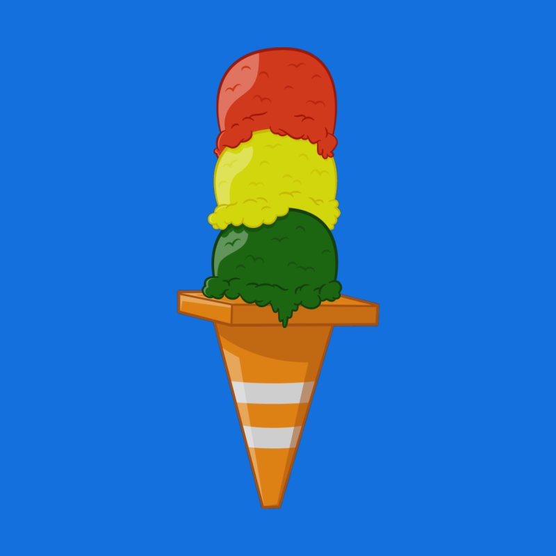 Traffic Cone by Jake Friedman