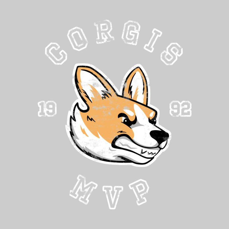 Varsity Corgi by Jake Giddens' Shop