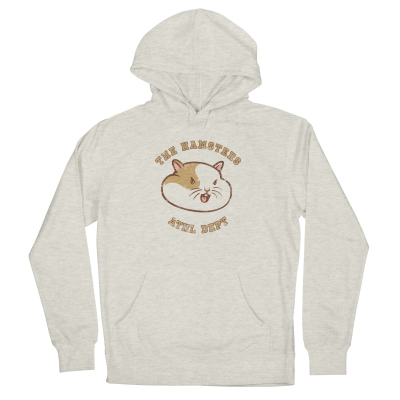 Varsity Hamsters Women's French Terry Pullover Hoody by Jake Giddens' Shop