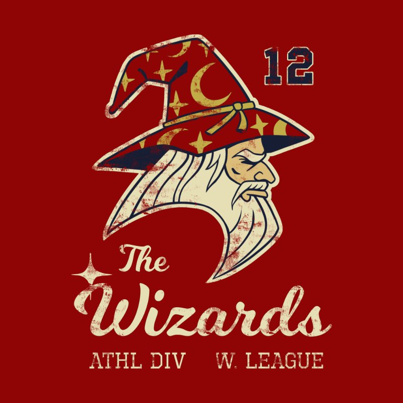 Wizards Varsity by Jake Giddens' Shop