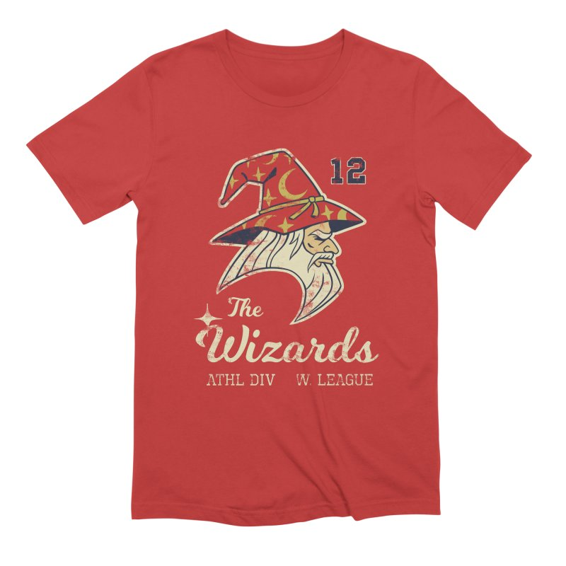 Wizards Varsity Men's T-Shirt by Jake Giddens' Shop