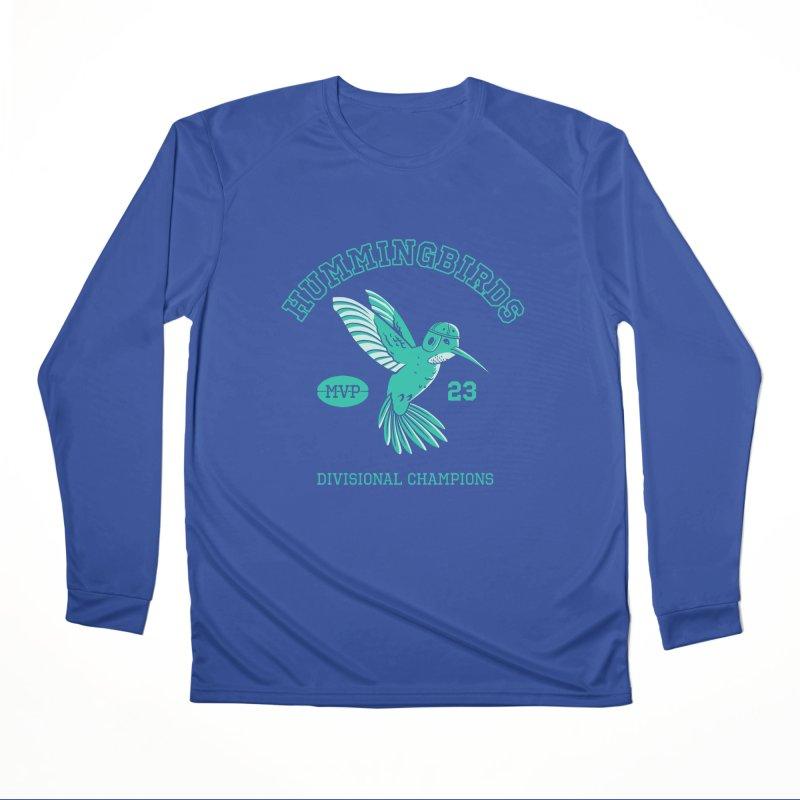 Hummingbird Varsity Women's Performance Unisex Longsleeve T-Shirt by Jake Giddens' Shop