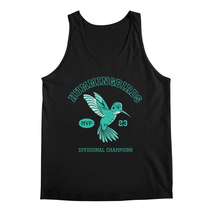 Hummingbird Varsity Men's Regular Tank by Jake Giddens' Shop