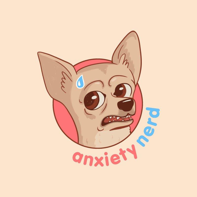 Anxiety Nerd by Jake Giddens' Shop