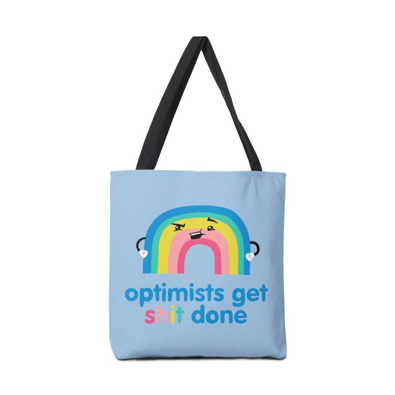 Optimists Accessories Tote Bag Bag by Jake Giddens' Shop